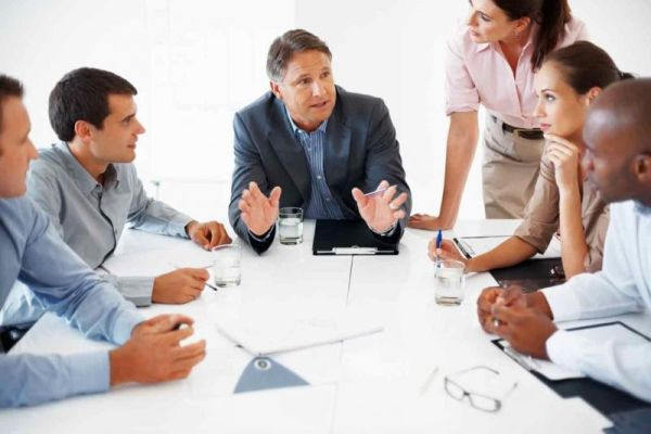 effective leadership is essential to achieve organizational goal