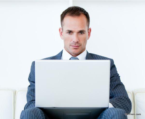 man working on laptop _4
