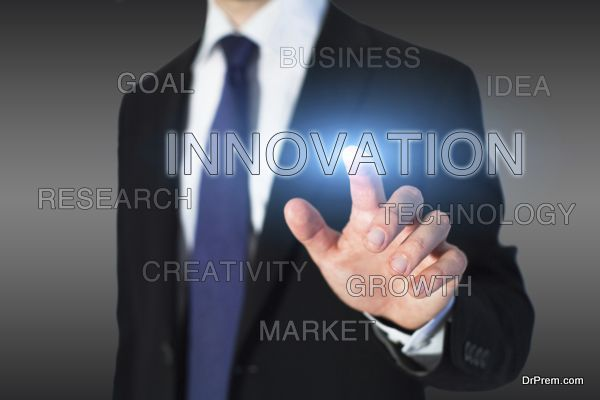 Photo of Innovation can help small companies pose a competitive threat to big companies