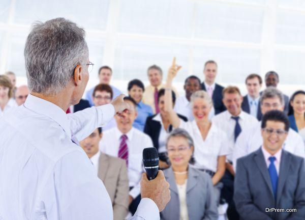 Deversity Business People Corporate Team Seminar Concept
