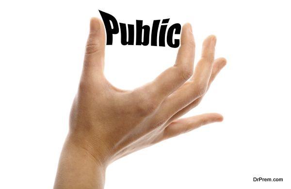 Small public