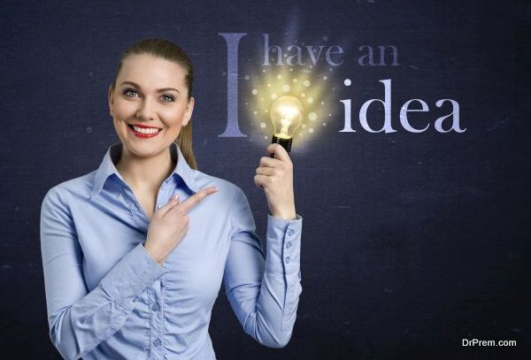 Photo of Make your imagination a reality: Turning your ideas into a business plan