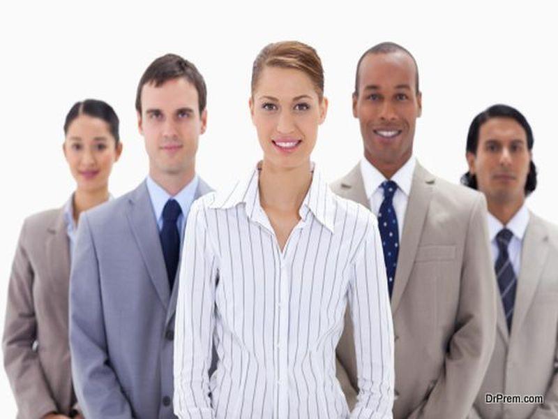 woman leadership