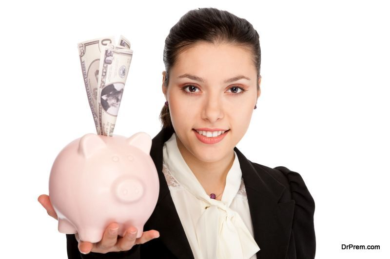 Build Up Your Savings Account
