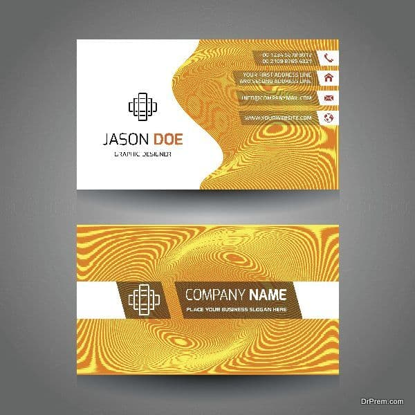 Design Impressive Business Cards
