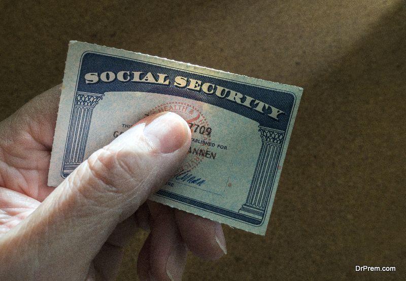 new social-security-card