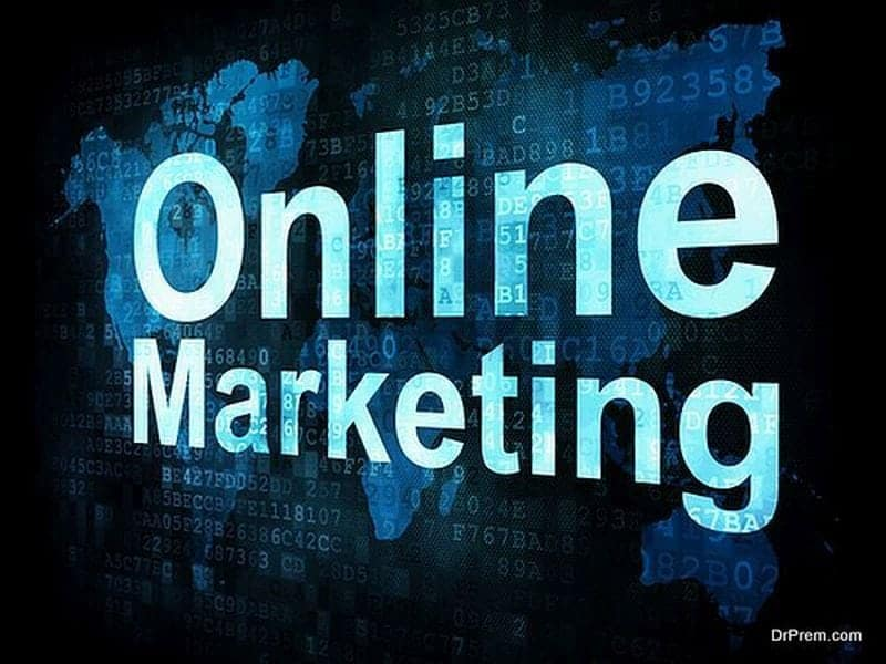online marketing types