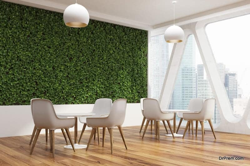 Change the outlook of your office