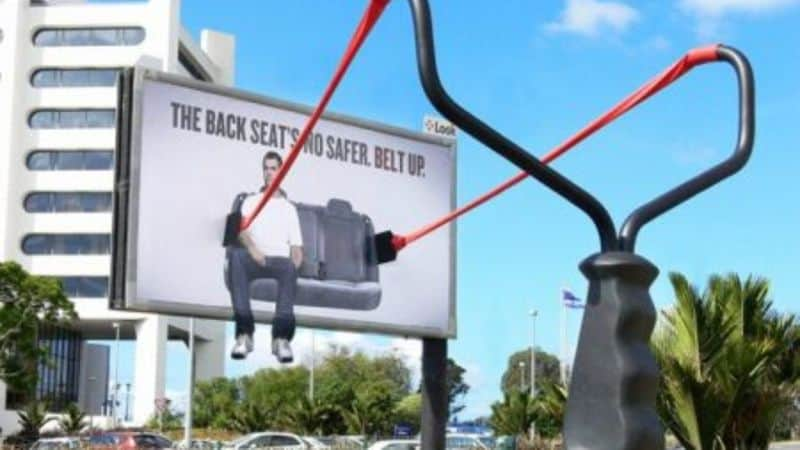 Photo of The back seat is no safer, belt up