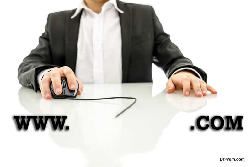 choose perfect domain name