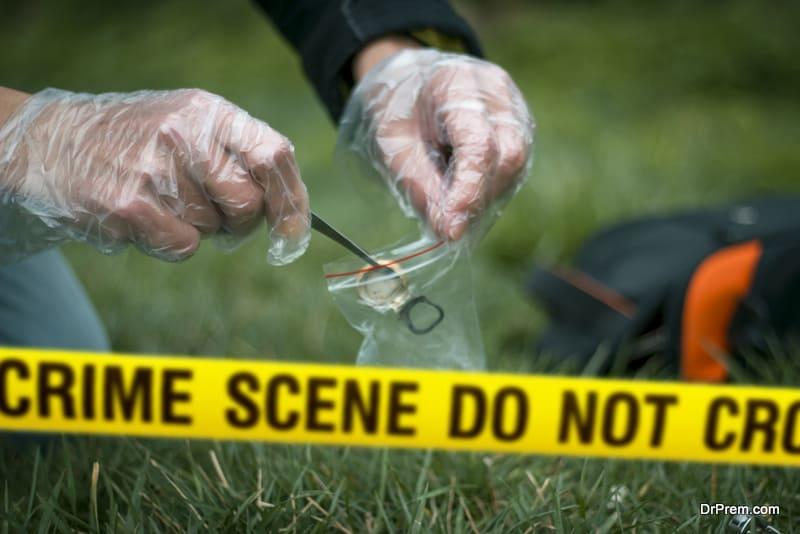 Crime Scene Analyst