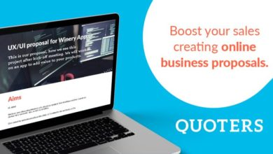 Photo of A guide to create your business proposals with Quoters.io