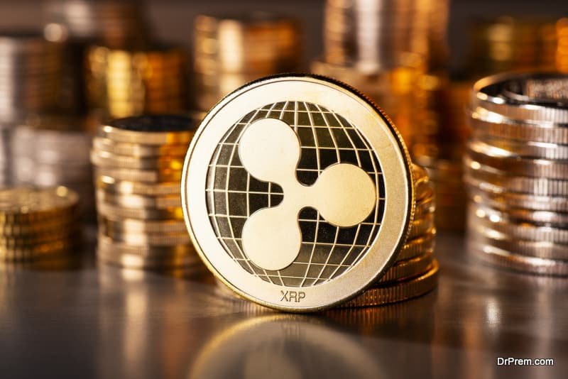 Ripple (XRP) is growing