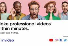 InVideo Online Video Creator