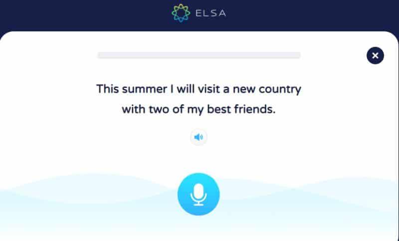 Elsa web-assessment test