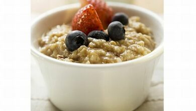 Photo of Health issues solved with oatmeal