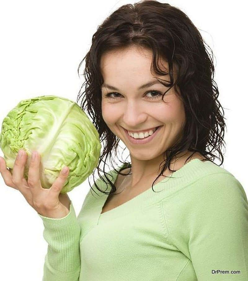 Cabbage helps immune system to grow stronger