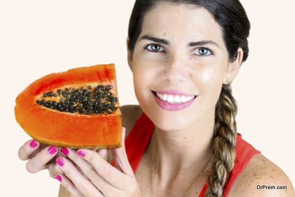 health with papaya