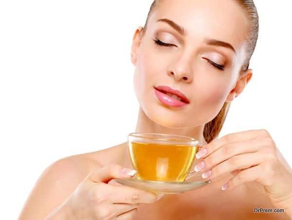 tea Tea contains antioxidants