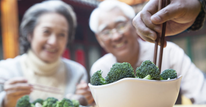 Best sources of calcium for the elderly