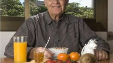 Photo of Calcium rich recipes for the elderly