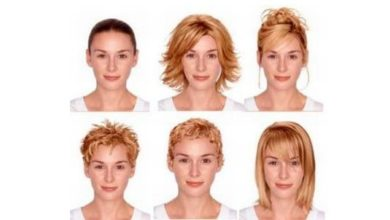 Photo of Hairstyle for your face shape