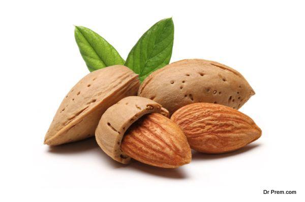 Photo of Health benefits of almonds