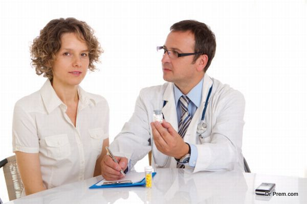 Photo of Things women wouldn't normally ask your doctor