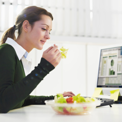 Maintain health while working