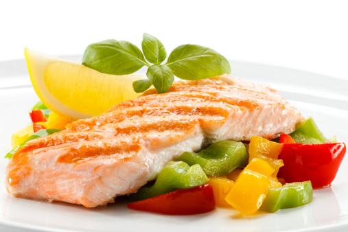 Health benefits of fish