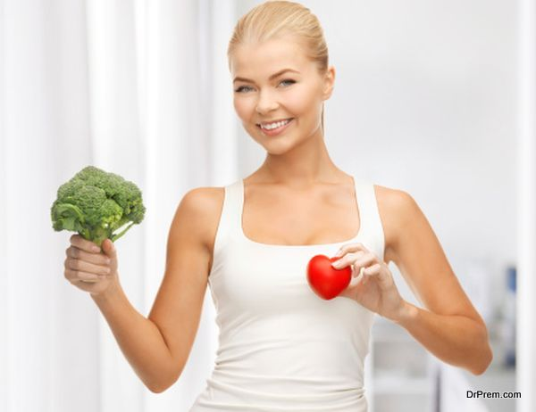 Photo of Healthy lifestyle at home for a healthy heart