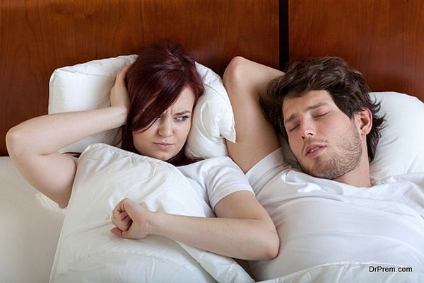 Photo of Snoring can be beneficial for your health