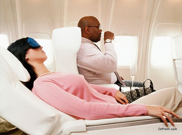 Photo of Things to consider for staying healthy during a flight
