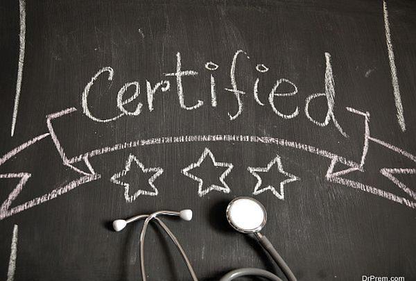 Healthcare-accreditation