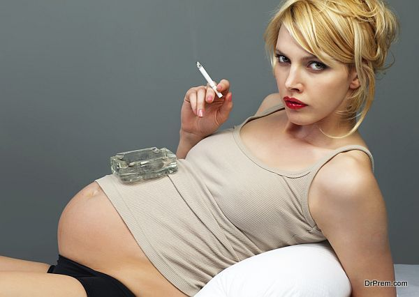 Photo of Smoking during pregnancy and its effect on hormones and DNA