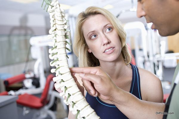 spine issues