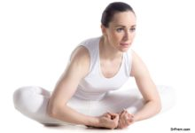 yoga poses that help in gynecological problems and pregnancy