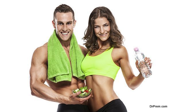 Photo of Fall in love the healthy way – Maintaining health while working out with your spouse