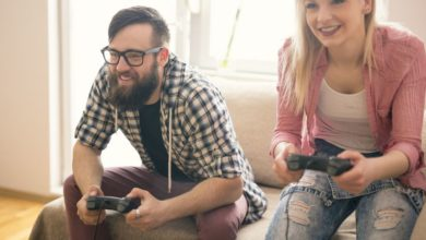 Photo of Playing video games can make you healthier and smarter