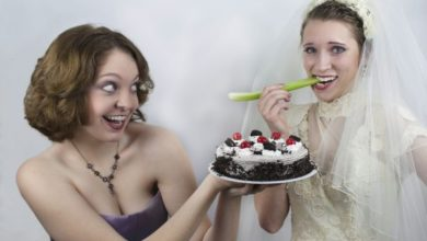 Photo of Bridal diet: A bride's guide to healthy eating