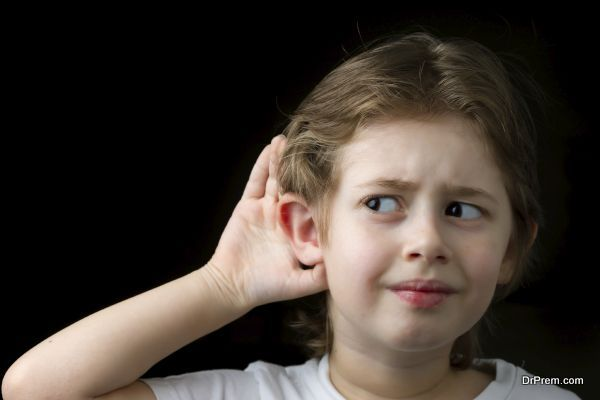 Photo of How parents should handle children with hearing loss
