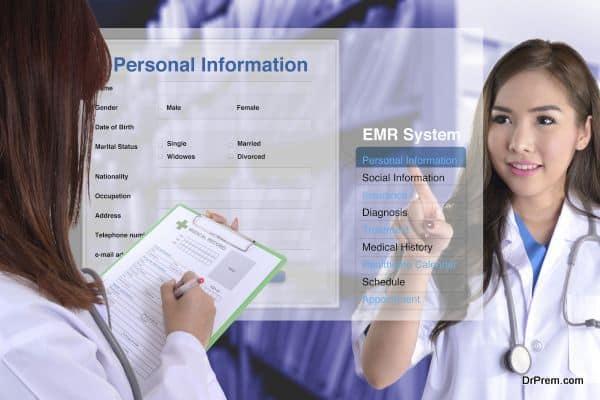 Health-Record-Exchange-System