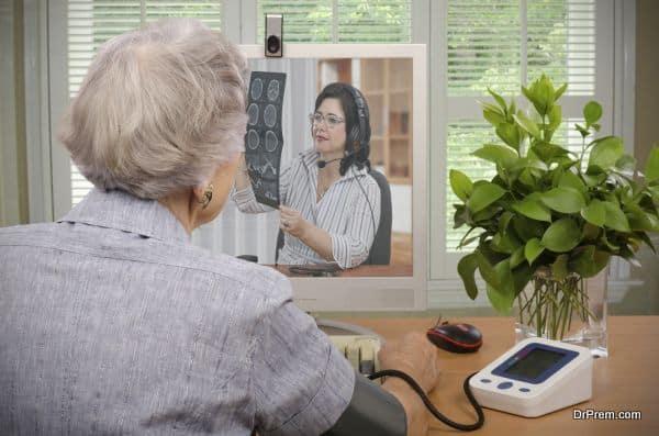 telemedicine consultations