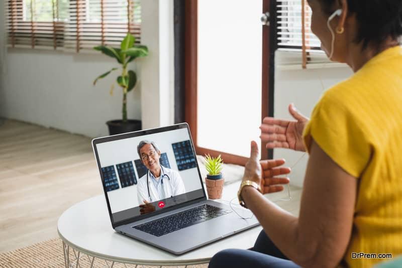 virtual health consultation