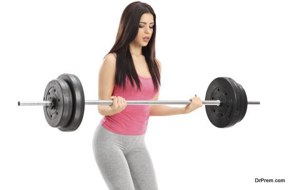 Photo of Say hello to heavier weights for a better physique