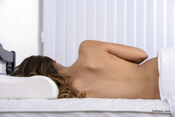 Photo of Sleeping naked could bring benefits to your health