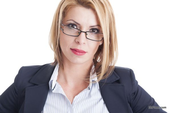 Photo of Game-changing makeup tips for women who wear glasses