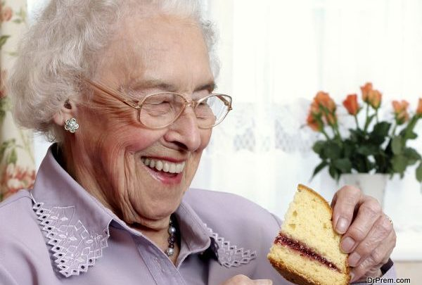 Healthy Eating for the Elderly