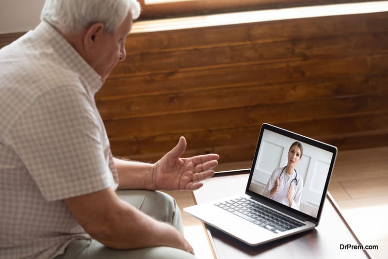 latest telecommunication techniques with healthcare