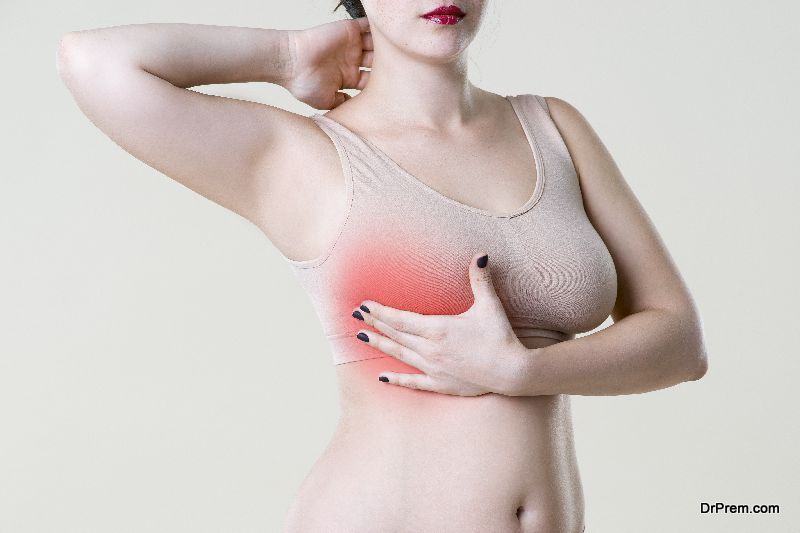 suffering from breast cancer